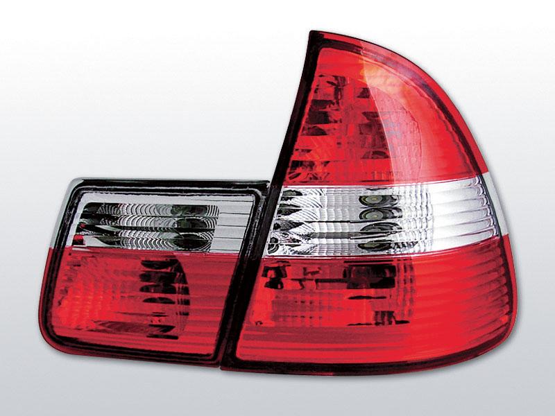 Zadné svetlá číra, BMW E46, 1999->2005