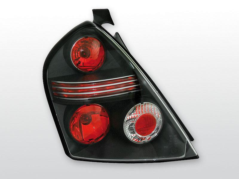 Zadné svetlá číra, FIAT STILO, 2001->2007