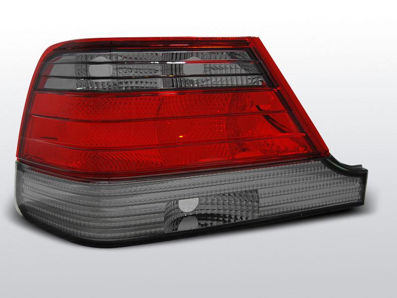 Zadné svetlá číra, MERCEDES W140, 1995->1998