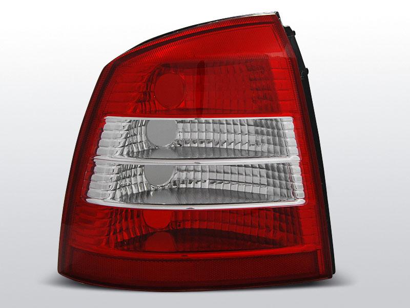 Zadné svetlá číra, OPEL ASTRA G, 1997-2004, Hatchback