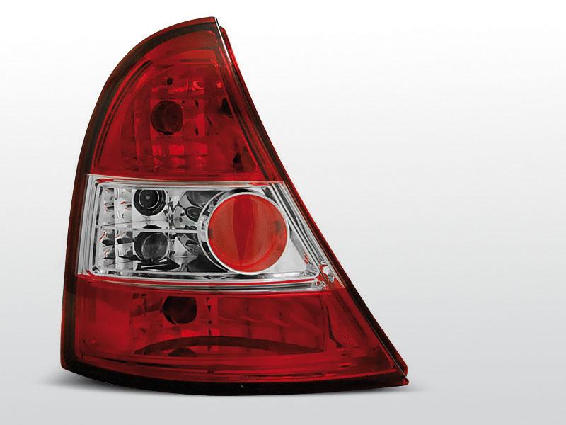 Zadné svetlá číra, RENAULT CLIO II, 1998->2001