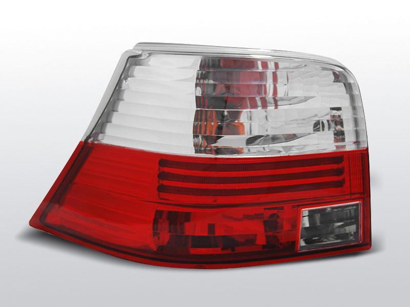 Zadné svetlá číra, VW GOLF 4, 1997->2003