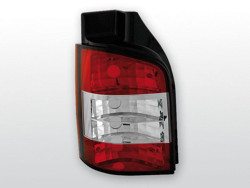 Zadné svetlá číra, VW T5, 2003->2009