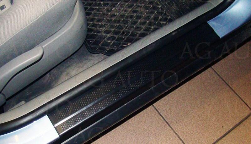 Plastové kryty prahov, VW Passat B5, 1996->2005