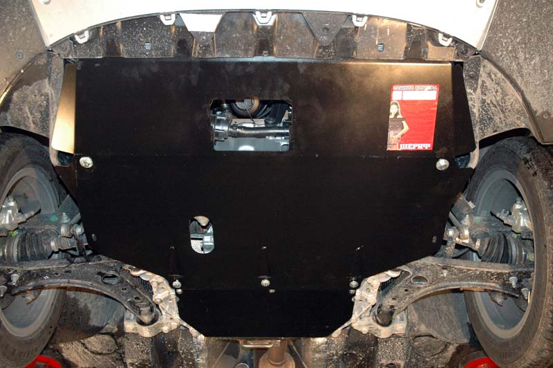 Kryt motora a prevodovky, SEAT Altea, (5P5), 2006->, ohýbaný, oceľ 2 mm