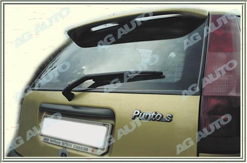 Spoiler zadných dverí horný, FIAT Punto I, 09/93-09/99