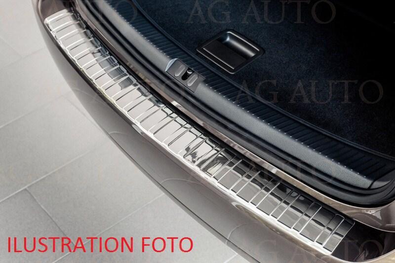 Nerezový kryt hrany kufra, Opel Corsa D, 2006->, Hatchback, 5 dvér.