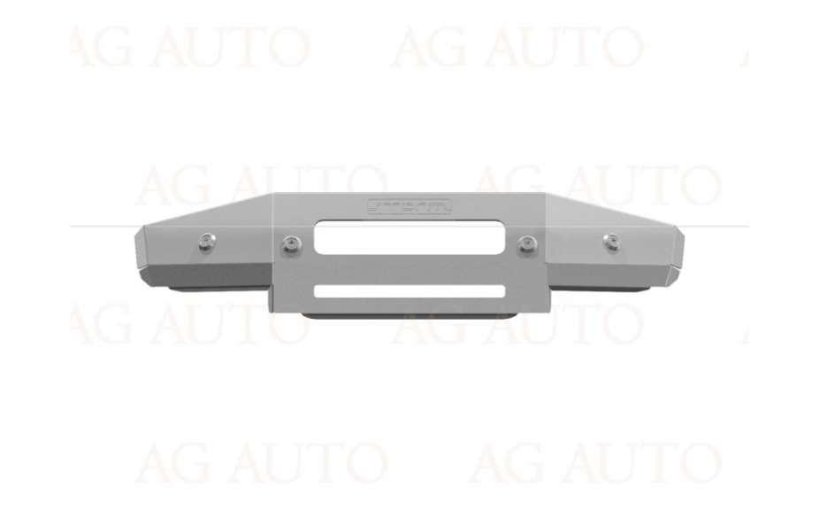 Přední ochranný nárazník pro 500-A, CFMOTO 500-?/2A, 2011->, Hliník: 4 mm