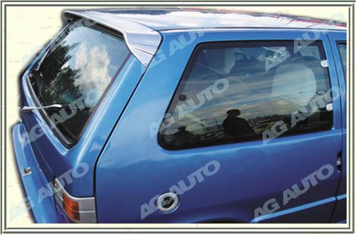 Spoiler zadných dverí horný, FIAT Uno , 01/83-09/89
