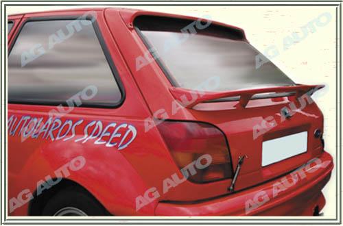 Spoiler zadných dverí spodnej, FORD Fiesta, 04/89-10/95