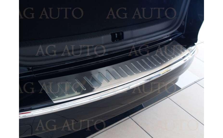 Nerezový kryt hrany kufra, RENAULT FLUENCE Sedan, 2013->