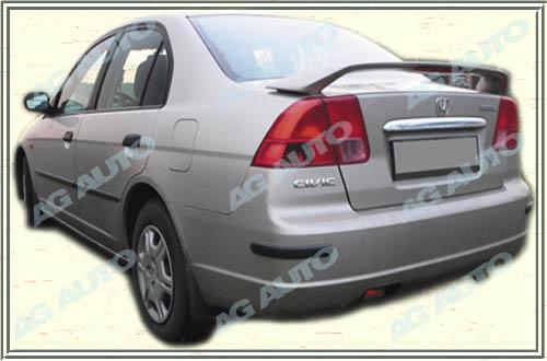 Spoiler zadné kapoty, HONDA Civic VII, 01-> SDN