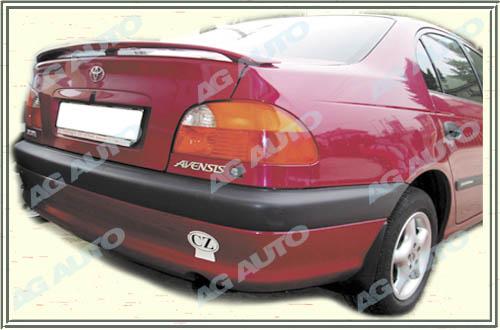 Spoiler zadné kapoty, TOYOTA Avensis, 09/97-03/03
