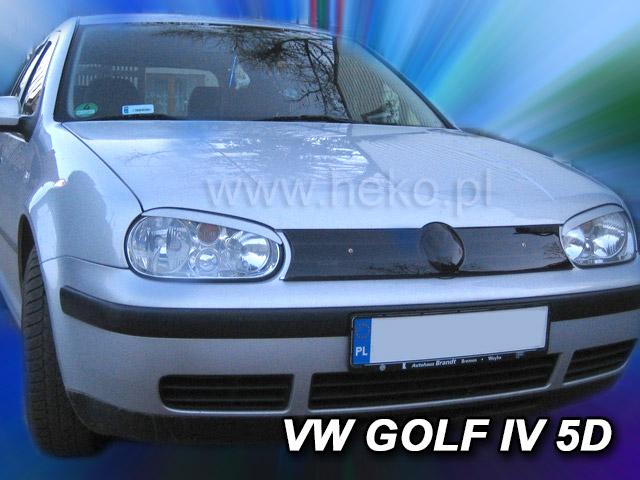Zimná clona - kryt chladiča, VW Golf IV, 1997->2004, 3/5 dverí.