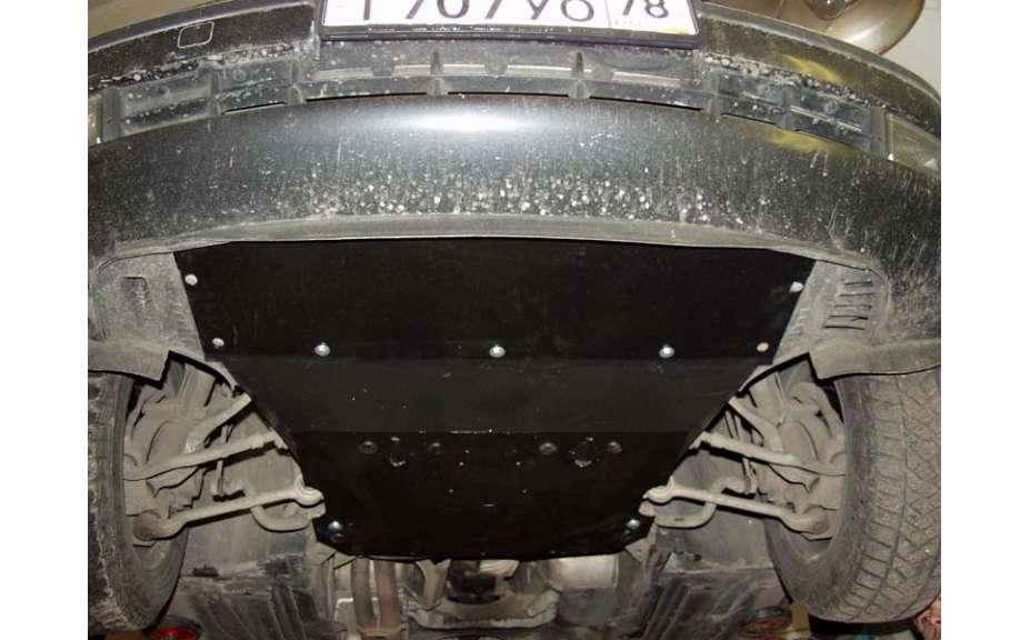 Kryt motora, BMW 5-er, (E39), 1995->2003, ohýbaný, oceľ 2 mm