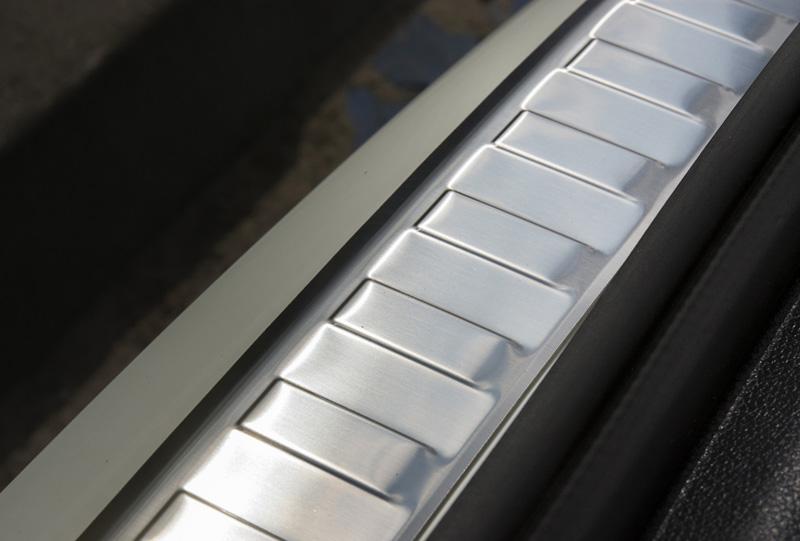 Nerezový kryt hrany kufra, Mercedes AMG A-Klasa, 2015->