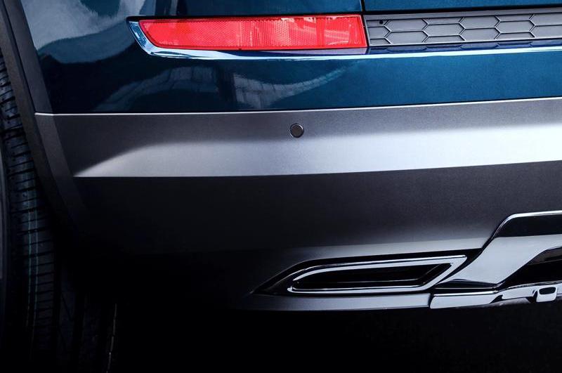 Imitácia koncovky výfuku, Škoda Kodiaq, 2016->
