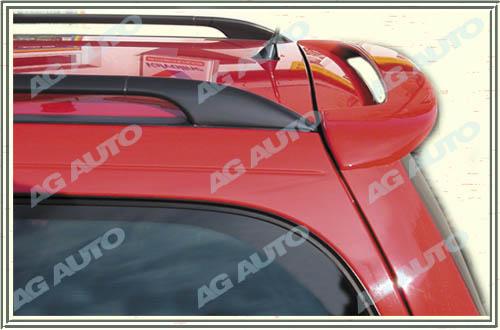Spoiler zadných dverí horný, OPEL Astra, 03/98-> Astra G Combi