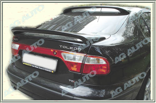 Spoiler zadné kapoty, SEAT Toledo, 03/99->