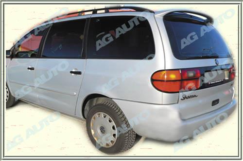Spoiler zadných dverí horný, VW Sharan, 09/95-06/00