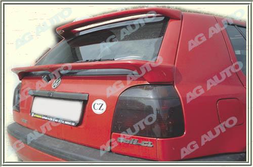 Spoiler zadných dverí spodnej, VW Golf III, 10/91-10/97