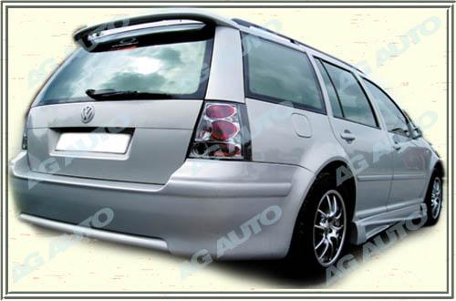 Spoiler zadných dverí horný, VW Golf IV COMBI, 04/99->