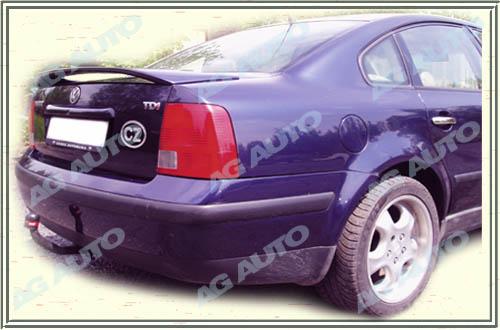 Krídlo na kapotu, VW Passat, 10/96-11/00