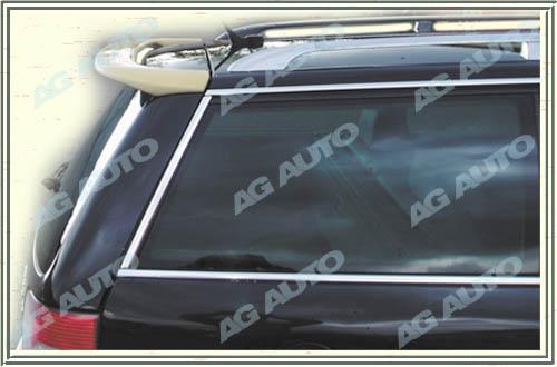 Spoiler zadných dverí horný, VW Passat, 11/01->