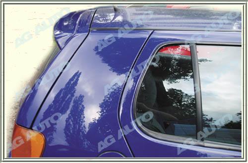 Spoiler zadných dverí horný, VW Polo 6N, 10/94-01/96