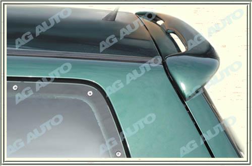 Spoiler zadných dverí horný, VW Polo 6N, 01/96-10/99