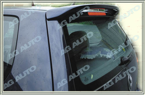 Spoiler zadných dverí horný, VW Polo 6N, 10/99-11/01