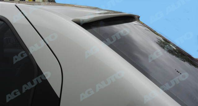 Spoiler nad zadné okno, Dacia Logan
