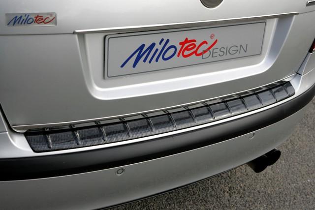 Kryt prahu kufra, ABS čierna metalíza, Škoda Octavia I, 1997-2000, Limousine