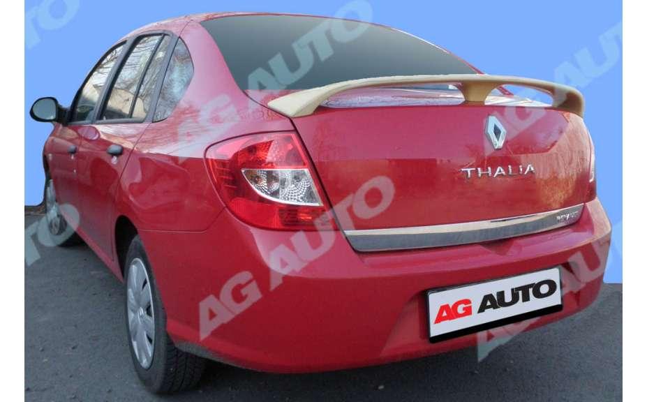 Krídlo na kapotu, Renault Thalia II, 2008->