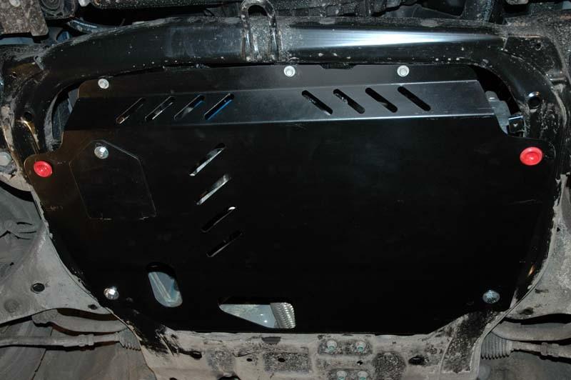Kryt motora a prevodovky, KIA Ceed (Ceed SW, Pro Ceed), 2007->, odľahčené, oceľ 2 mm