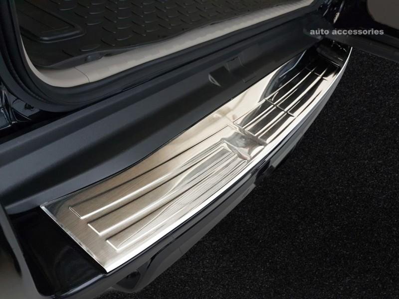 Nerezový kryt hrany kufra, Toyota Land Cruiser J150, 2015 -