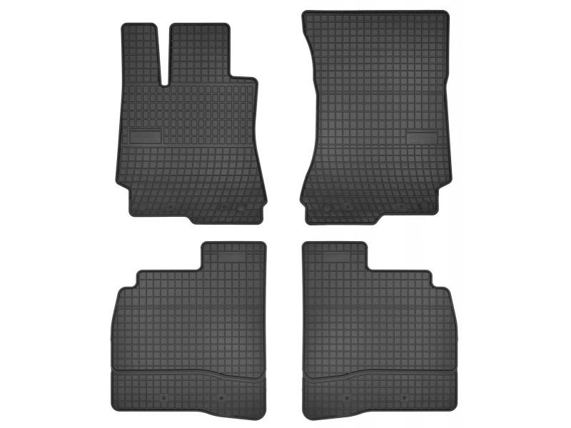 Gumové rohože do auta, MERCEDES S-KLASA W221, 2005-2013