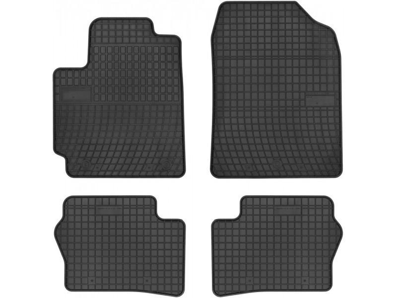 Gumové rohože do auta, Kia Picanto III, 2017-