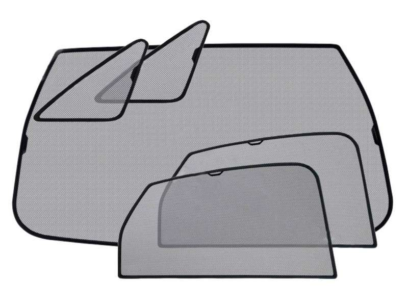 Slnečné clony, Volkswagen Touran I, 2010 - 2015, 5-dvér.