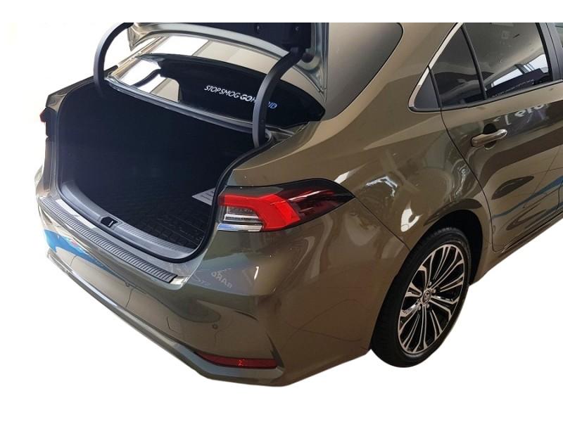 Nakładka na tylny zderzak, Toyota Corolla E21, 2018-, Sedan