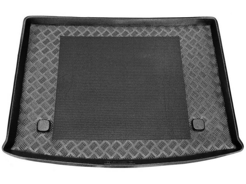 Plastová vanička do kufra Fiat Doblo, 2009->, 5 sedadiel