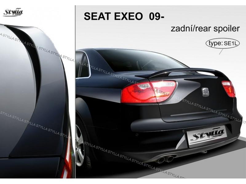 Spoiler na kapotu, Seat Exeo, 2008-2013
