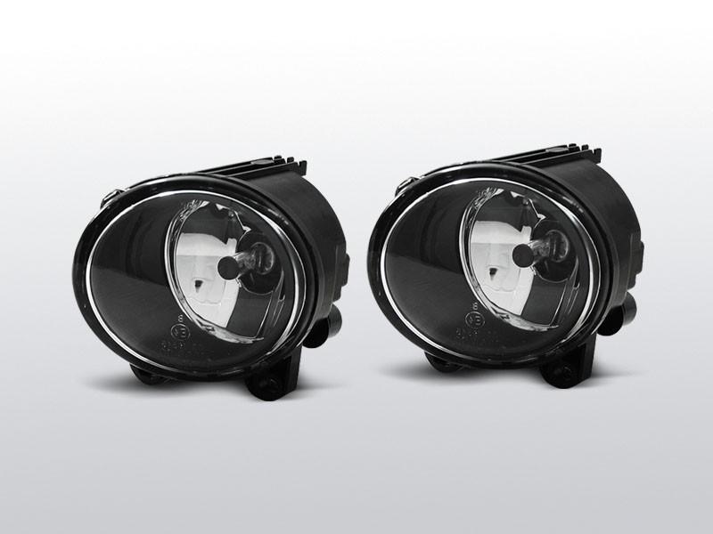 Halogény - hmlovky, BMW F10, 2010-, CLEAR