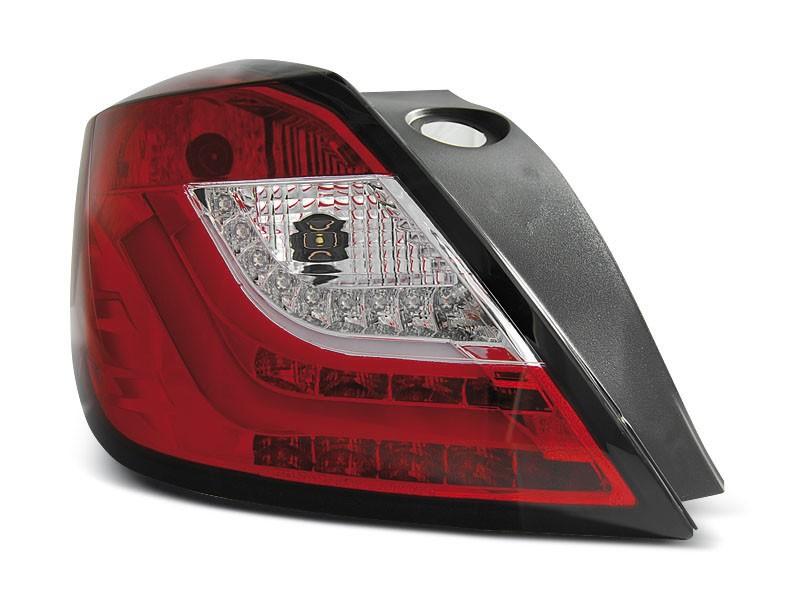 Zadné svetlá diódové, OPEL ASTRA H,03.2004-2009, Hatchback