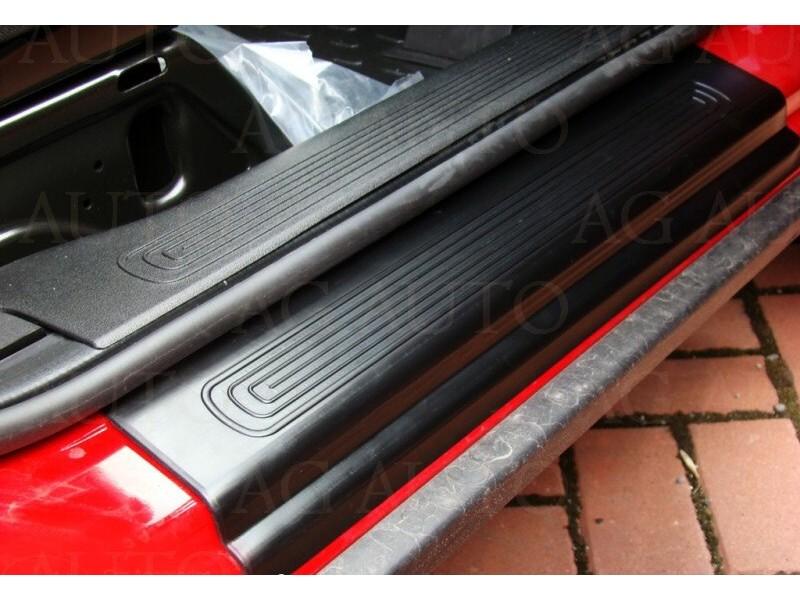 Plastové kryty prahov, Peugeot Bipper, 2007->2012