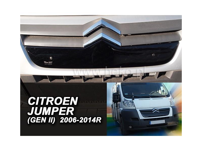 Zimná clona - kryt chladiča, Citroen Jumper, 2006->2014
