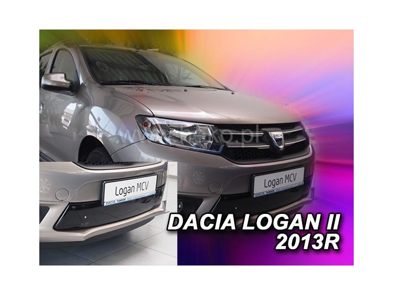 Zimná clona - kryt chladiča, Dacia Logan MVC II 5 dvér., 2013-2016