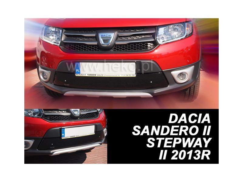 Zimná clona - kryt chladiča, Dacia Sandero Stepway II 5 dvér., 2013-2016