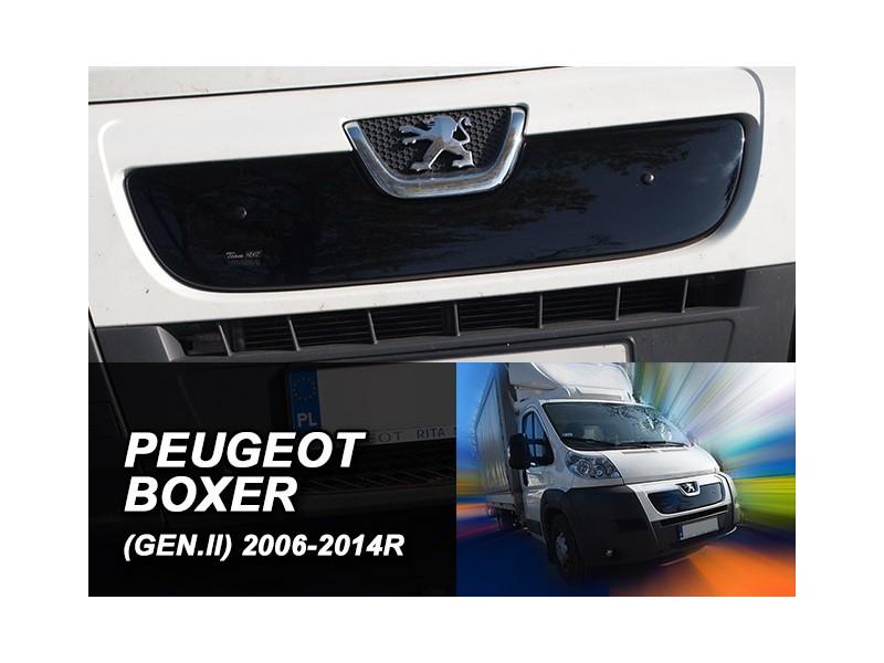 Zimná clona - kryt chladiča, Peugeot Boxer, 2006->2014