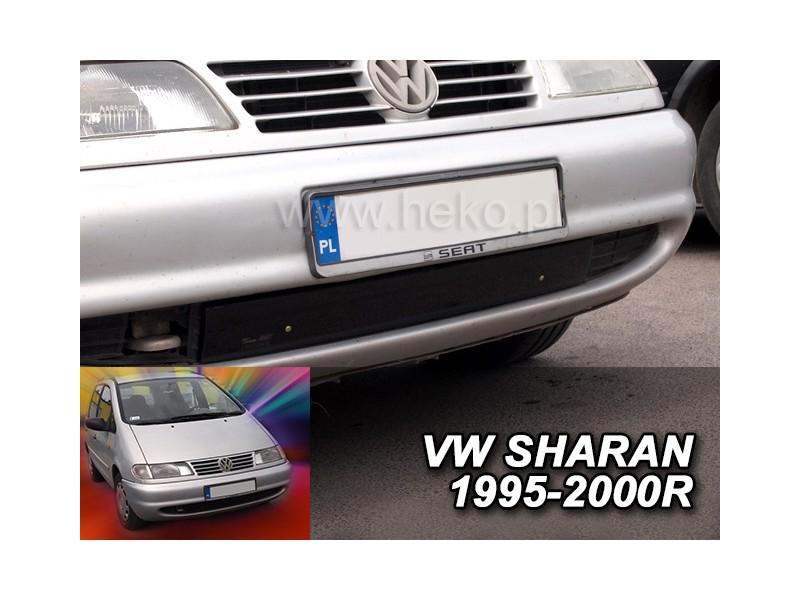 Zimná clona - kryt chladiča, VW Sharan, 1995->2000, (dolná)